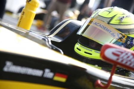Motorsports / ADAC Formel 4, 8. Event 2015, Hockenheim, GER