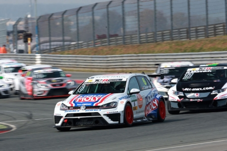 Motorsports / ADAC TCR, 2. Event 2016, Sachsenring, GER