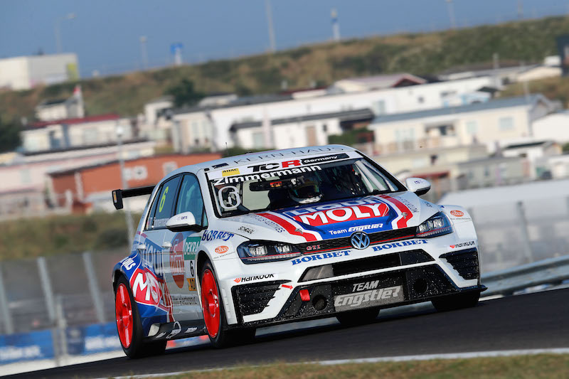 Motorsports / TCR, 6. Event 2016, Zandvoort, GER